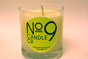 Image of BLACK TIE 100% Soy Candle