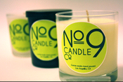 Image of BLACK TIE Soy Blend Candle