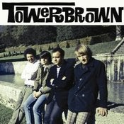 Image of TOWERBROWN - Let's Paint It Brown - 7&quot; vinyl