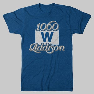 Image of Wrigley Field T-Shirt