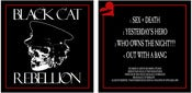 Image of Black Cat Rebellion EP