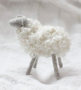 Image of Handmade Felted Sheep