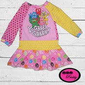 Image of **SOLD OUT** Yo Gabba Gabba Dress - Size 18-24 months