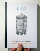 Image of Nigel Peake 'Sheds' Book