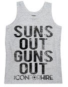 Image of Suns Out Guns Out AA Tank