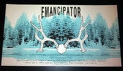 Image of Emancipator West Coast Tour Poster