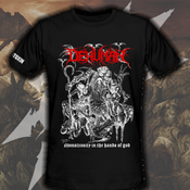 Image of DEHUMAN &quot;Monstrosity in the hands of God&quot; t-shirt
