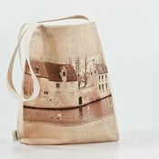 Image of Bruges | Canvas Tote