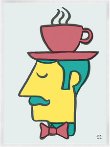 Image of Mister Tea Print