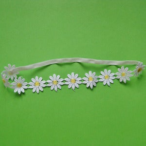 Image of Daisy Chain Festival Hair Band (Various Designs) 30% Off!