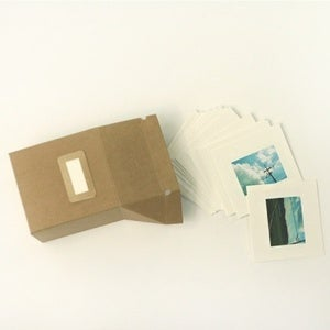 Image of mini milk box