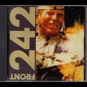 Image of FRONT 242-Politics Of Pressure CD/ RARE-Out Of Print