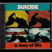 Image of SUICIDE-A Way Of Life CD/RARE Out Of Print