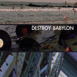 Image of Destroy Babylon - Oligopuzzled CD