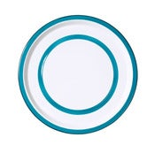 Image of Medium Plate blue duck