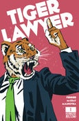 Image of Tiger Lawyer #1 - Deluxe Print Edition