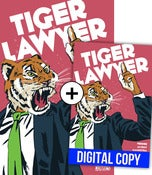 Image of Tiger Lawyer #1 - Deluxe Print &amp; Digital Edition Combo