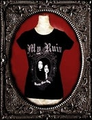 "Image of My Ruin ""Heavier Than Thou"" Babydoll T~!"