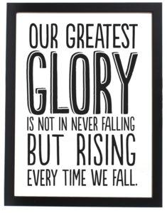 Image of The Greatest Glory (Print)