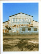 Image of Lucero Chicago 2012 poster
