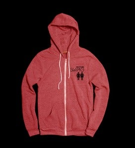 Image of Eco Swag Zip Hoodie (4colors)