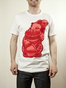 Image of RED GUMMI CAT (MENS)
