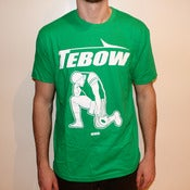 Image of Tebowing