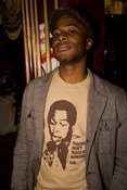 "Image of FELA Kuti T shirt ""Teacher Don't Teach Me Nonsense"""