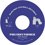 Image of Polyrhythmics / Super Hi-Fi (EC021) 7&quot; 45rpm