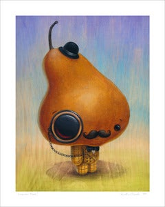 Image of &quot;Inspector Bosc&quot; giclee print