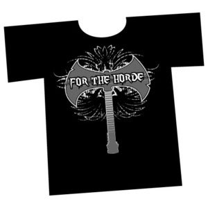 Image of For the Horde T-Shirt