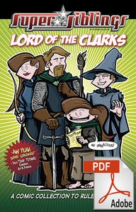 Image of Lord of the Clarks - (PDF)