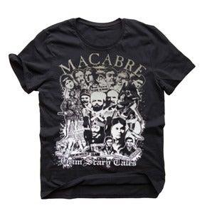 Image of Macabre - Grim Scary Reality T-Shirt