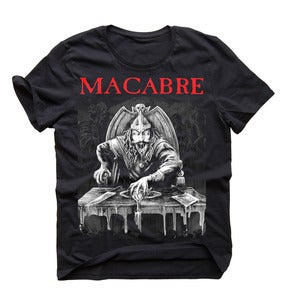 Image of Macabre - Grim Scary Tales T-Shirt
