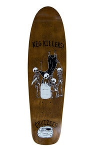 Image of Keg Killers BREWZER BOARD SERIES