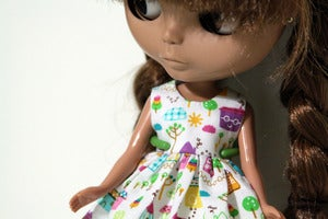 Image of Blythe dress-kawaii houses
