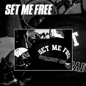 Image of Set Me Free / Motivation split 7""