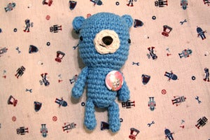Image of Blue Bear