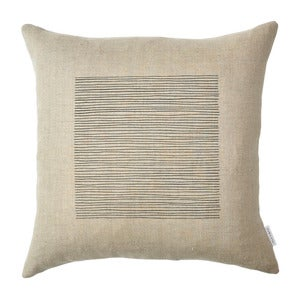 Image of Natural Lines Pillow Cover