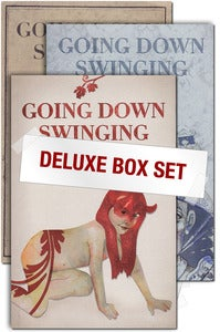Image of Going Down Swinging Deluxe Box Set