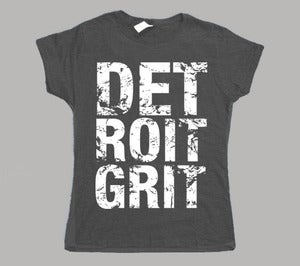 Image of Women's Detroit Grit T-Shirt