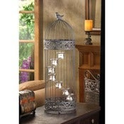 Image of Tea Light Birdcage