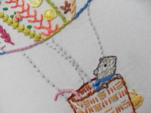 Image of Abel the Stitch Explorer Sampler Pattern