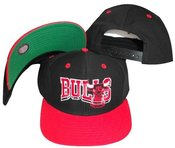 Image of CHICAGO BULLS WINDY CITY SNAPBACK