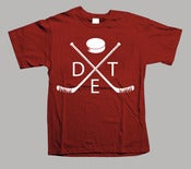 Image of Men's Detroit Hockey T-Shirt