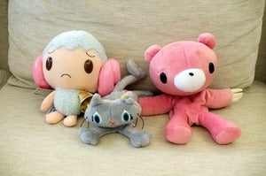 Image of Cute Characters Plush bundle2