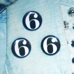 Image of 666 PIN SET