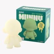 Image of Mini Munny GID 4""