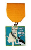 Image of Fiesta 2012 Cat Medal