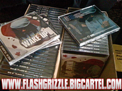 Image of Big H / Flash G - Wake Up E.P (CD Format)